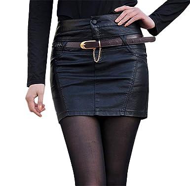 Wikibird Otoño La Moda Falda Mujer Todos los Dias Fiesta Falda de ...