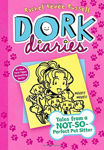 Dork Diaries 10 Not So Perfect Sitter product image