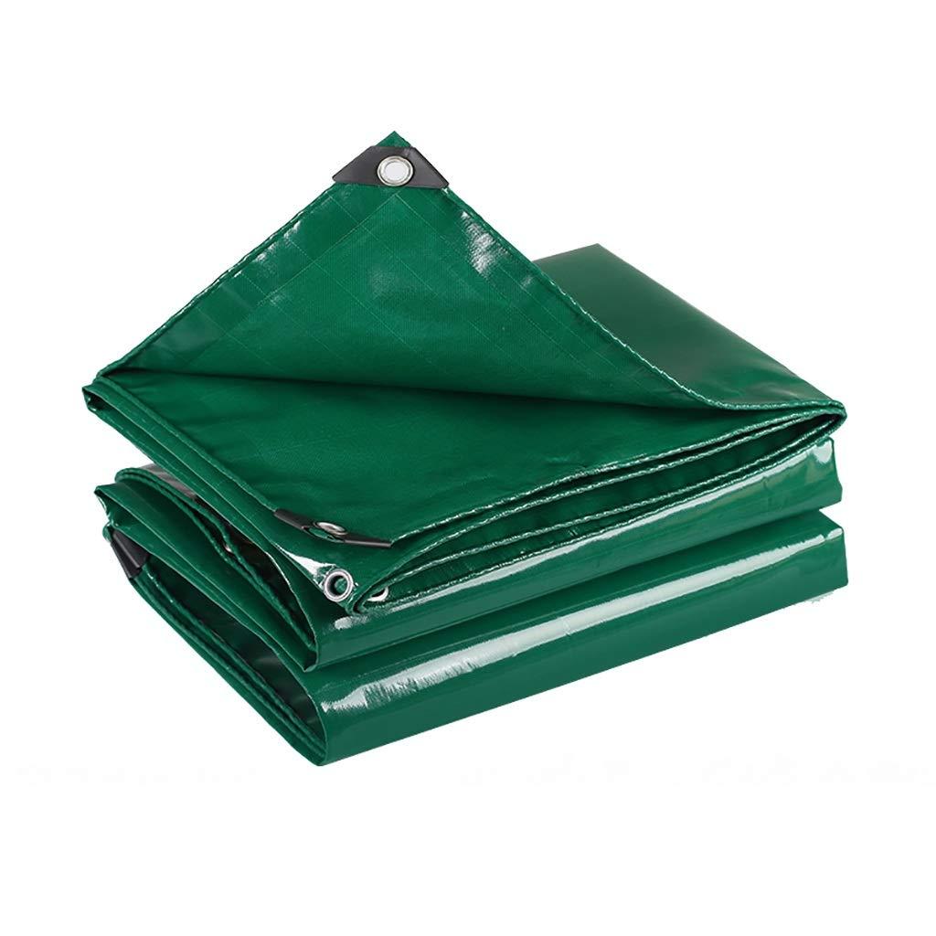 Hfspb Grüne regendichte Wasserdichte Plane im Freien Sonnenschutz-Segeltuch-Dampf-LKW-Planen-Regen
