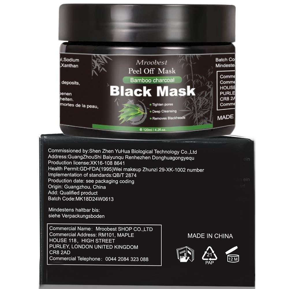 blackhead maske mitesser schwarze maske gesichtreniger. Black Bedroom Furniture Sets. Home Design Ideas