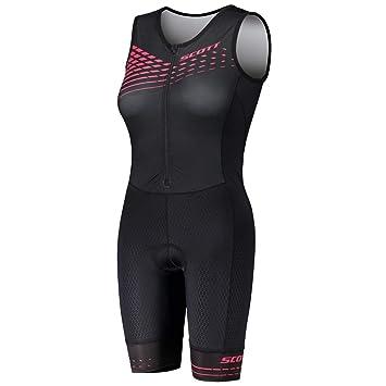 Scott Plasma Suit 2019 - Traje de triatlón Corto para Mujer ...