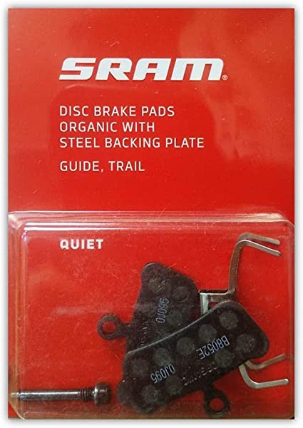 Genuine Sram Avid Guide RS XO Sintered Organic Disc Brake Pads 1 Pair