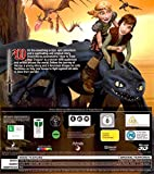 How To Train Your Dragon 3D (Blu-Ray)