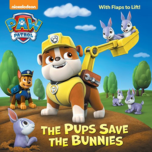 The Pups Save the Bunnies (Paw Patrol) (Pictureback(R)) ()