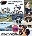 H2O Survival HydroAudio Bluetooth Earbuds Waterproof-Sweatproof-Dust proof Bluetooth Headphones, CVC Noise Cancellation, Certified to IP66/IPX6 Standards