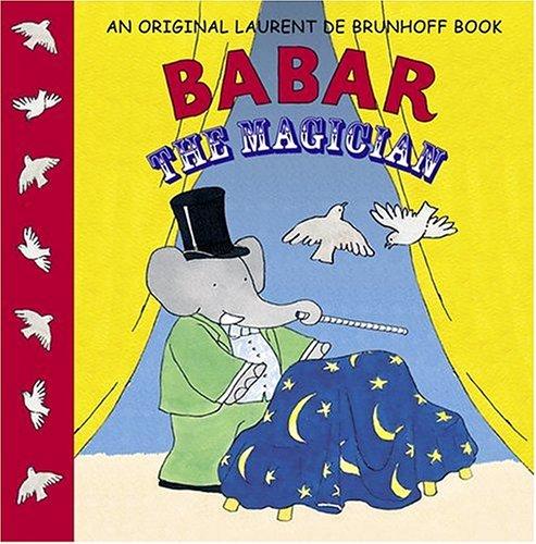 Babar the Magician (Babar (Harry N. Abrams)),harry n. abrams