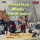 Christmas Music From St Paul's Cathedral