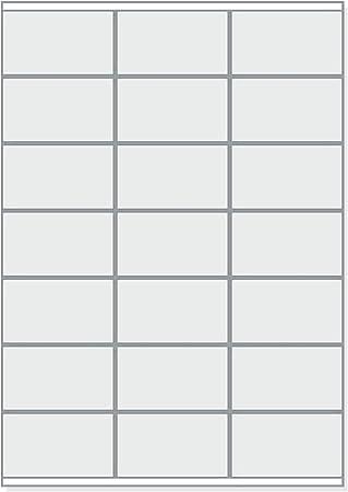 /bianco su foglio A4/100/DIN 3/x 4/70/x 67,5/ /4279/3661 Etichette universali 70/x 67,5/mm autoadesiva 1200/minilabel/