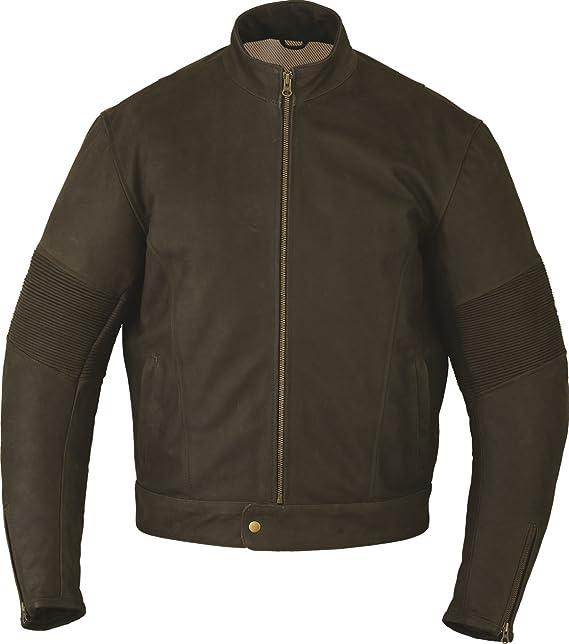 Moto Chaqueta Mujer de piel, marrón, chaqueta de piel mujer ...