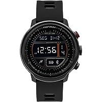 Relógio Smartwatch Mormaii Evolution Masculino Preto Preto MOL5AA/8P MOL5AA/8P