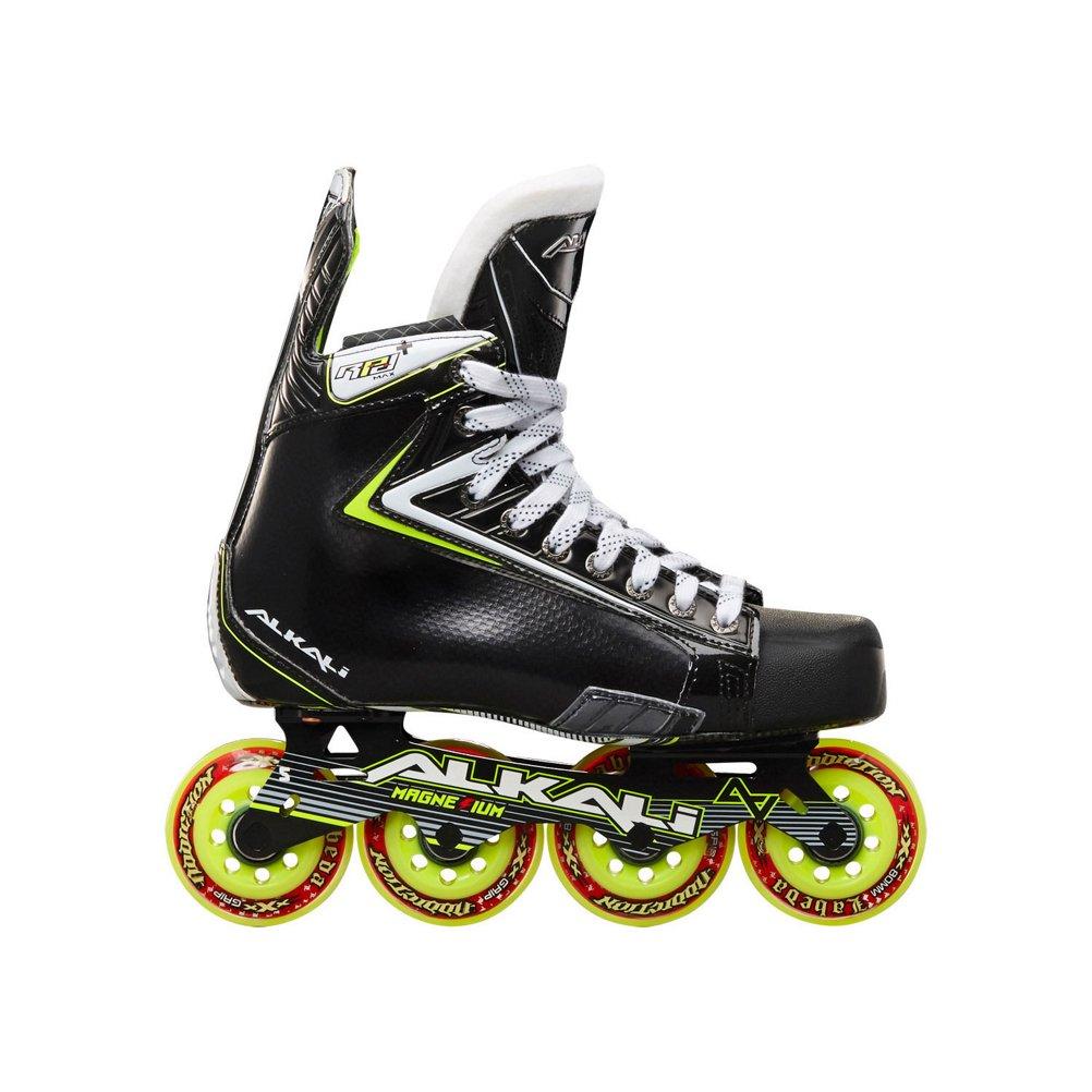 Alkali RPD Max+ Senior Inline Hockey Skates, 8.5 D