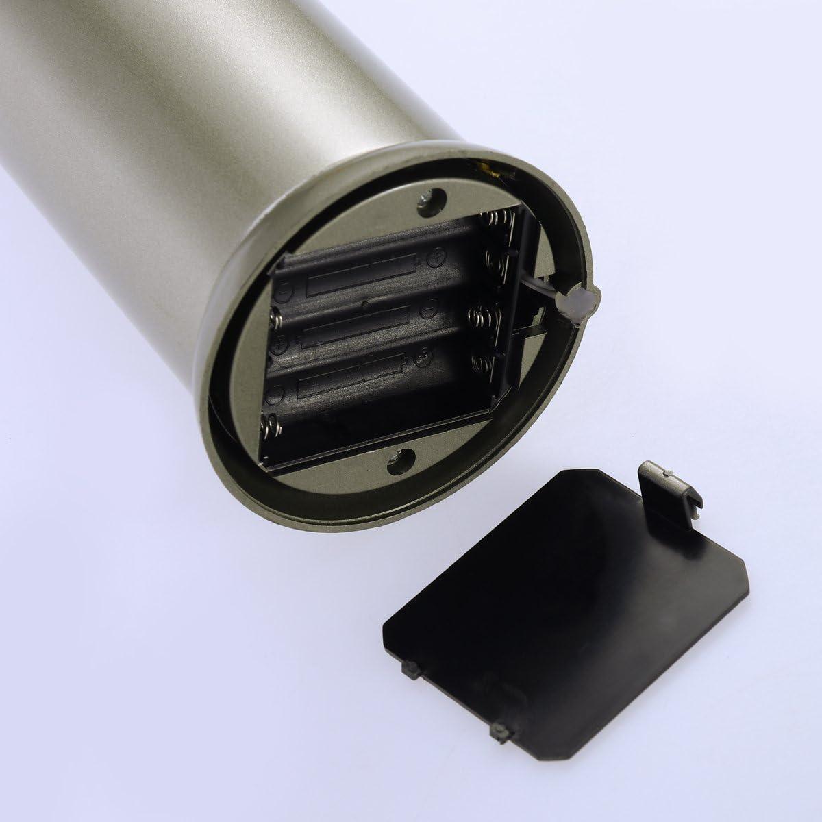sensore di movimento a raggi infrarossi IR OUNONA Distributore automatico di sapone per cucina e bagno dispenser di sapone in acciaio inox Touchless