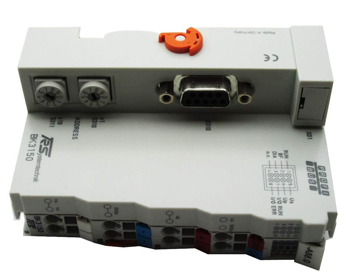 BECKHOFF BK3150-garantie 2 an