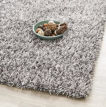 Superb Safavieh Medley Modern Textured Grey Shag Area Rug For Living Room Or  Bedroom Floor (6