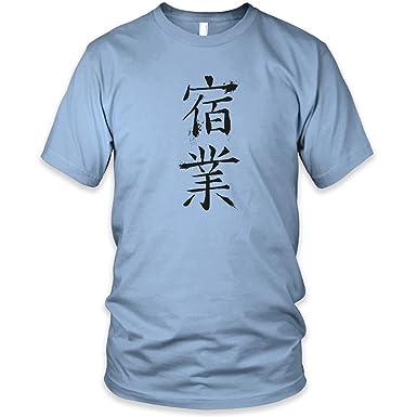 Amazon Hoodiii Mens Premium Printed T Shirt Karma Chinese