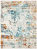 Safavieh Madison Collection MAD478B Modern Abstract