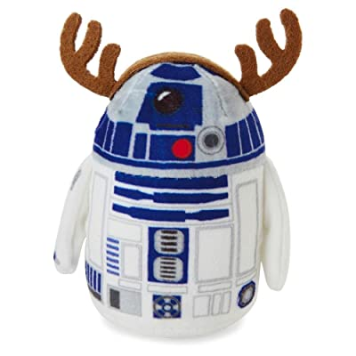 itty bittys Star Wars Holiday R2-D2 Hallmark Plush: Toys & Games