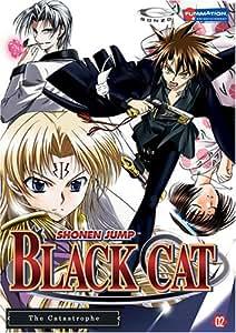 Black Cat, Vol. 2 - The Catastrophe