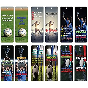 Amazon.com: Sports Bookmarks - 36 Bulk Bookmarks for Kids