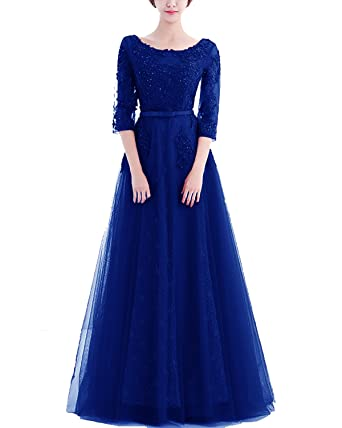 Amazon spitzen abendkleid