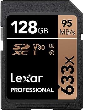 Lexar Professional 128GB SDXC Card