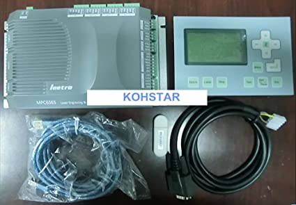 Sistema de Control de DSP KOHSTAR MPC6565 Infratex controlador de movimiento para CO2 máquina de grabado
