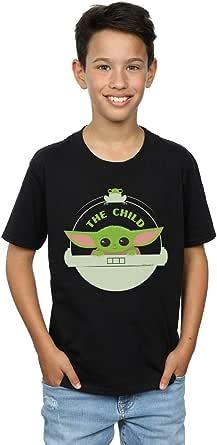 Star Wars Niños The Mandalorian The Child and Frog Camiseta