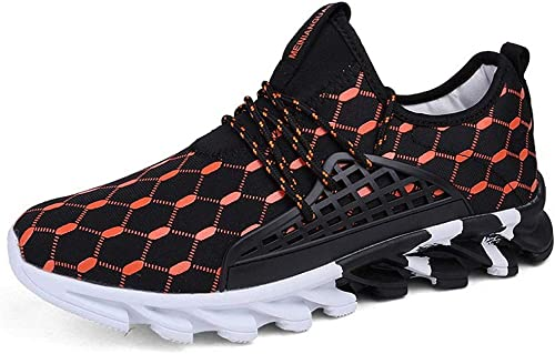 Scarpe da Corsa da uomo Sneaker Athletic Blade Casual Sports Atletico Moda per adulti Slip On Tennis Running Trail Sneakers Lace Up: Amazon.es: Zapatos y complementos