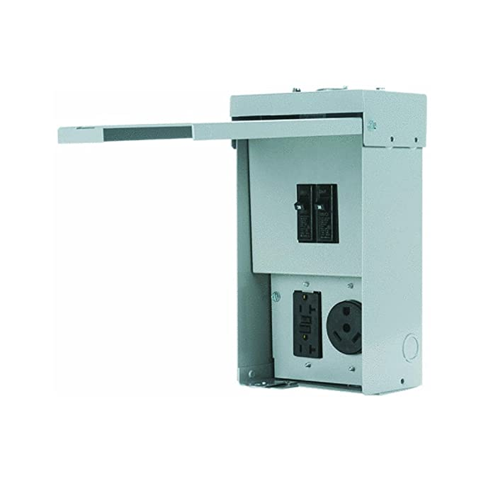 Eaton Corporation CHU4N7NS Utility Power Outlet - Circuit Breakers ...