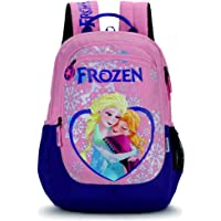 Skybags SB Frozen Champ 02 18 Ltrs Pink Casual Backpack  (SBFRC02EPNK)