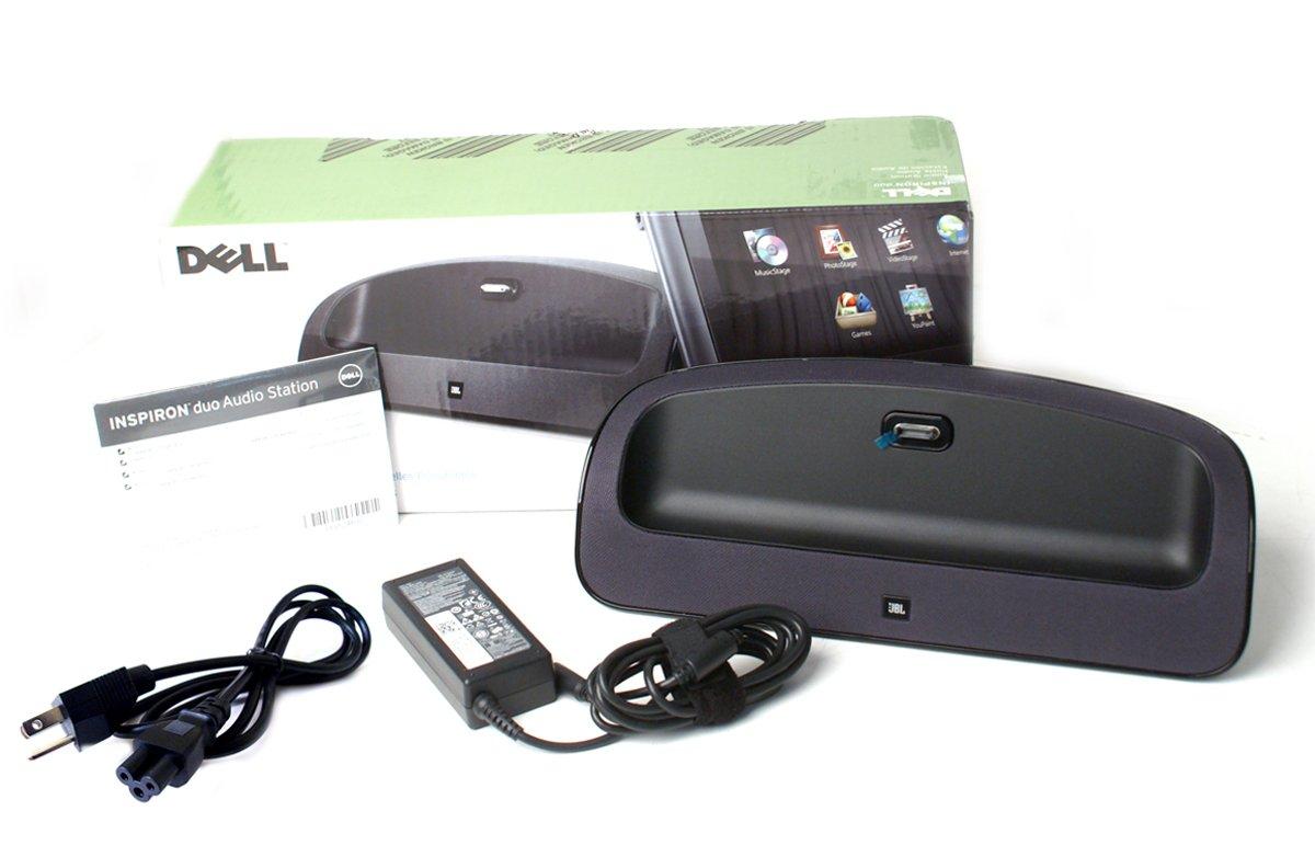 Genuine Dell Inspiron Duo Wmfd4 Audio Charging Docking Digital Platform Station Pedestal Base Compatible Part Model Numbers Fcfgj 331 1339