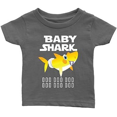 2925af875b6 Baby Shark Infant Shirt Doo Doo Doo Official VnSupertramp Shark Family  Apparel