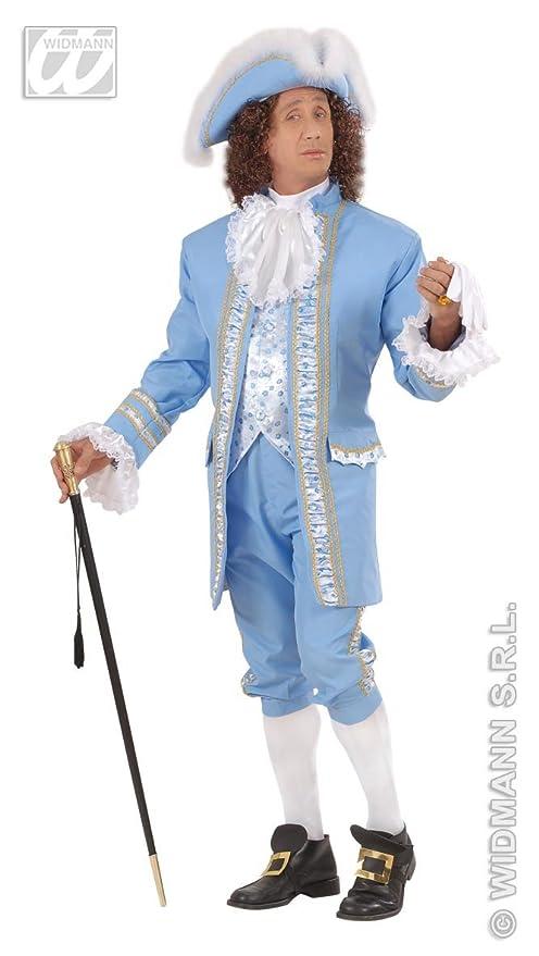 Traje de la Corte Real inglesa del 1800 Adulto Carnaval