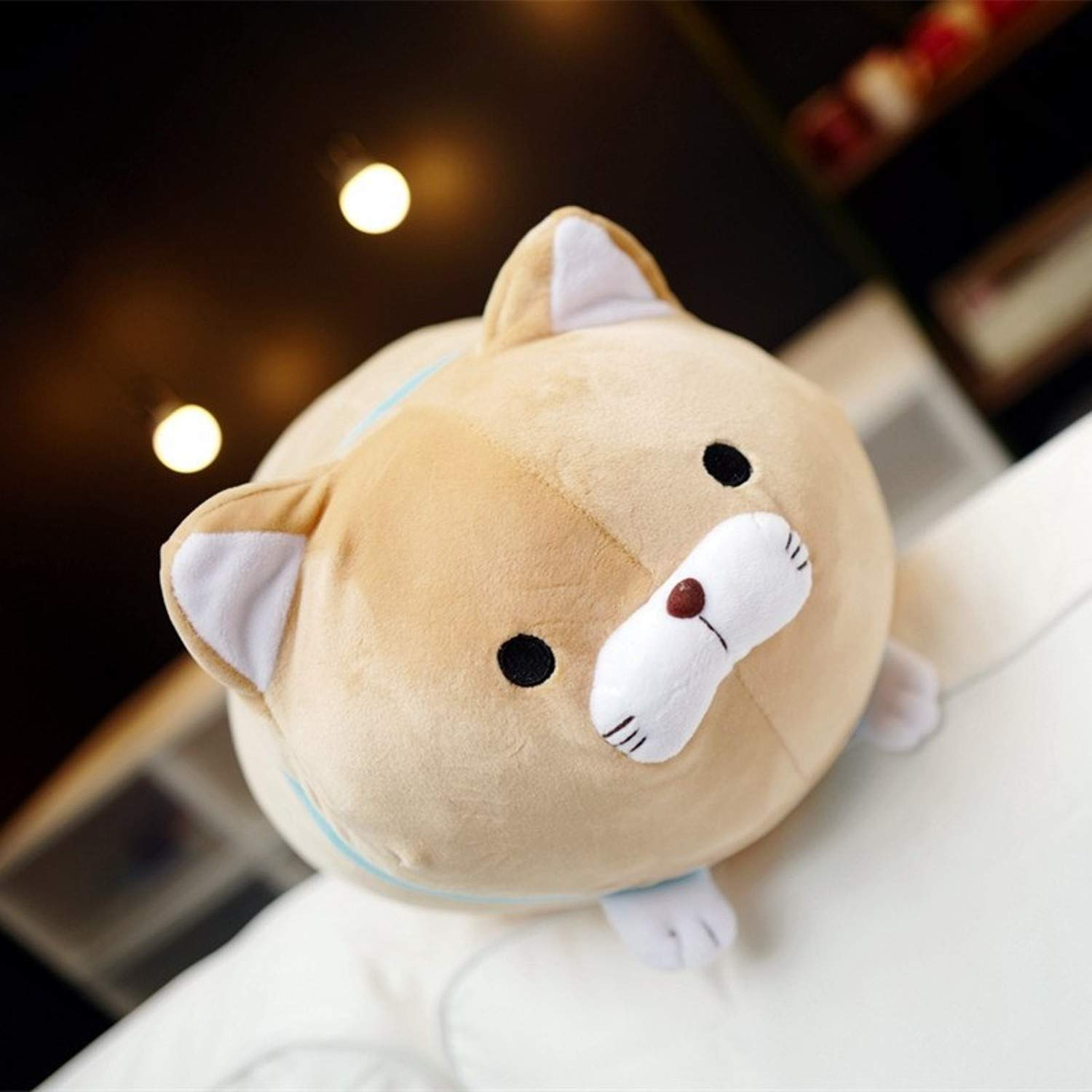 Amazon Com Watop Japan Amuse Fortune Cat Lucky Cats Plush Toy