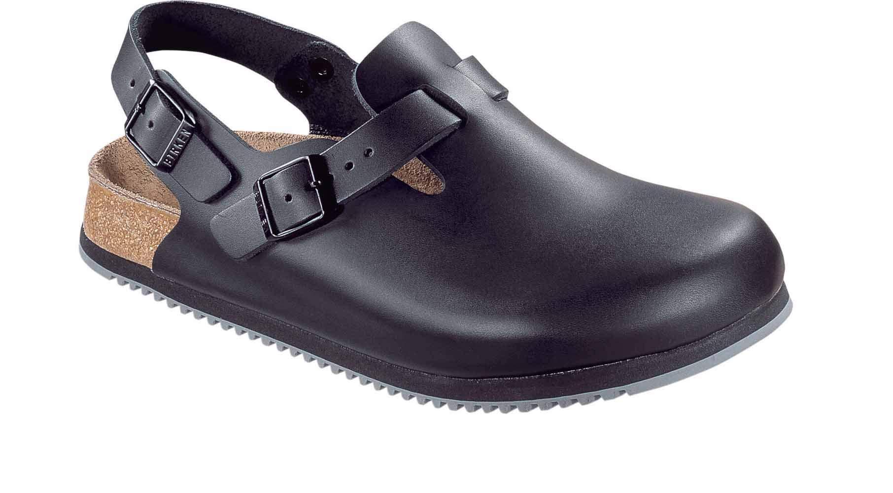 Birkenstock Men´s Tokyo Black Leather Sandals 45 EU (M12 US) R 061194