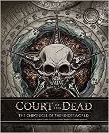 Court of the Dead: The Chronicle of the Underworld: Tom ...
