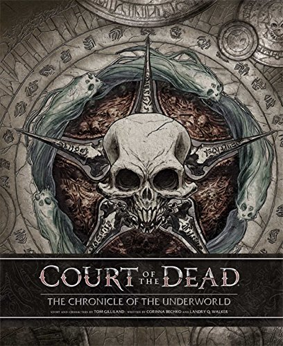 Court Tie (Court of the Dead: The Chronicle of the Underworld)
