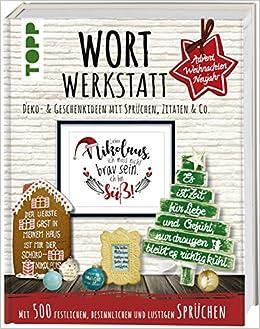 Wortwerkstatt   Advent, Weihnachten & Neujahr, Deko