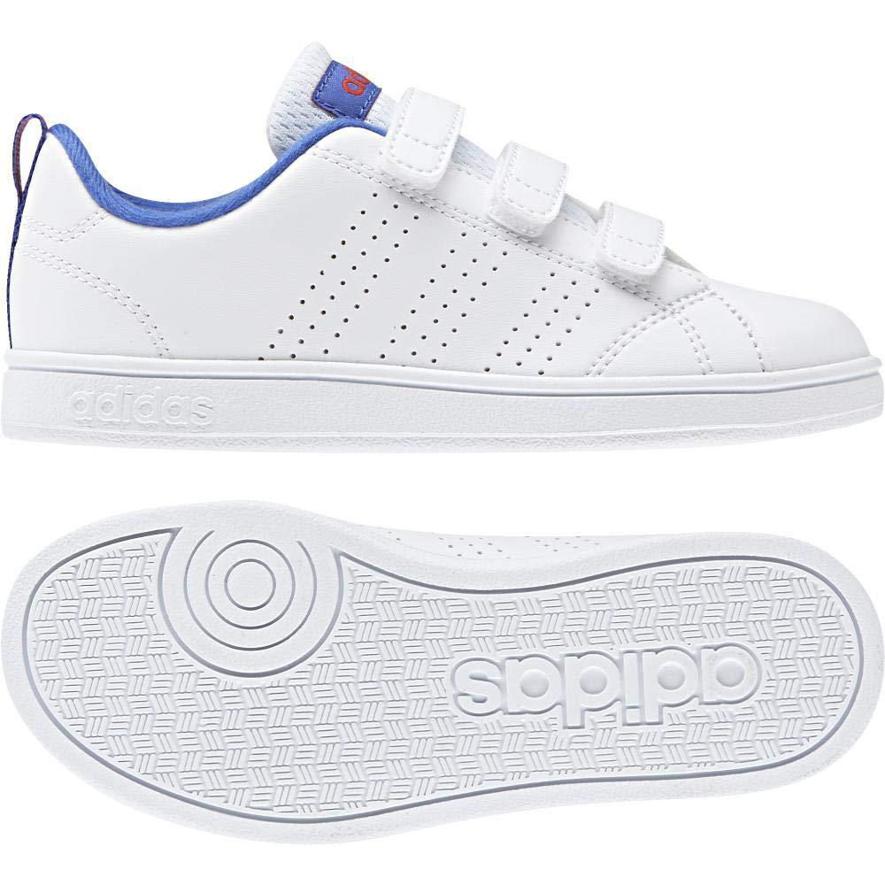 competitive price 0930a aed8e adidas Vs Advantage Clean Cmf, Scarpe da Tennis Unisex - Bambini  Amazon.it   Scarpe e borse