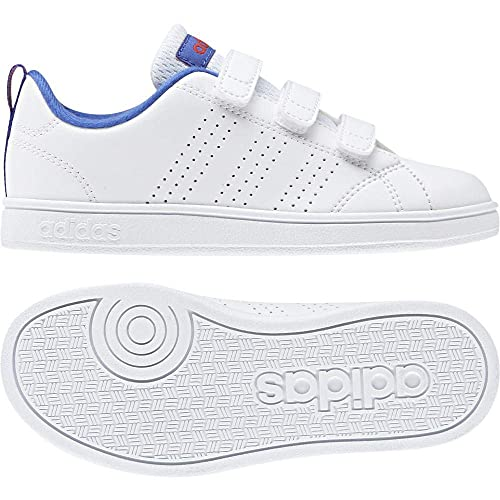 the best attitude ab0b2 001fb adidas Vs Advantage Clean Cmf, Scarpe da Tennis Unisex - Bambini  Amazon.it Scarpe e borse