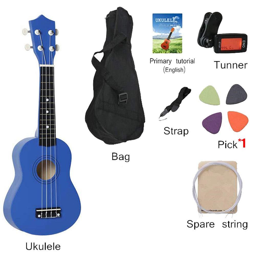 MSHK Guitarra para Niños, Guitarra Juguetes Ukelele Guitarra ...