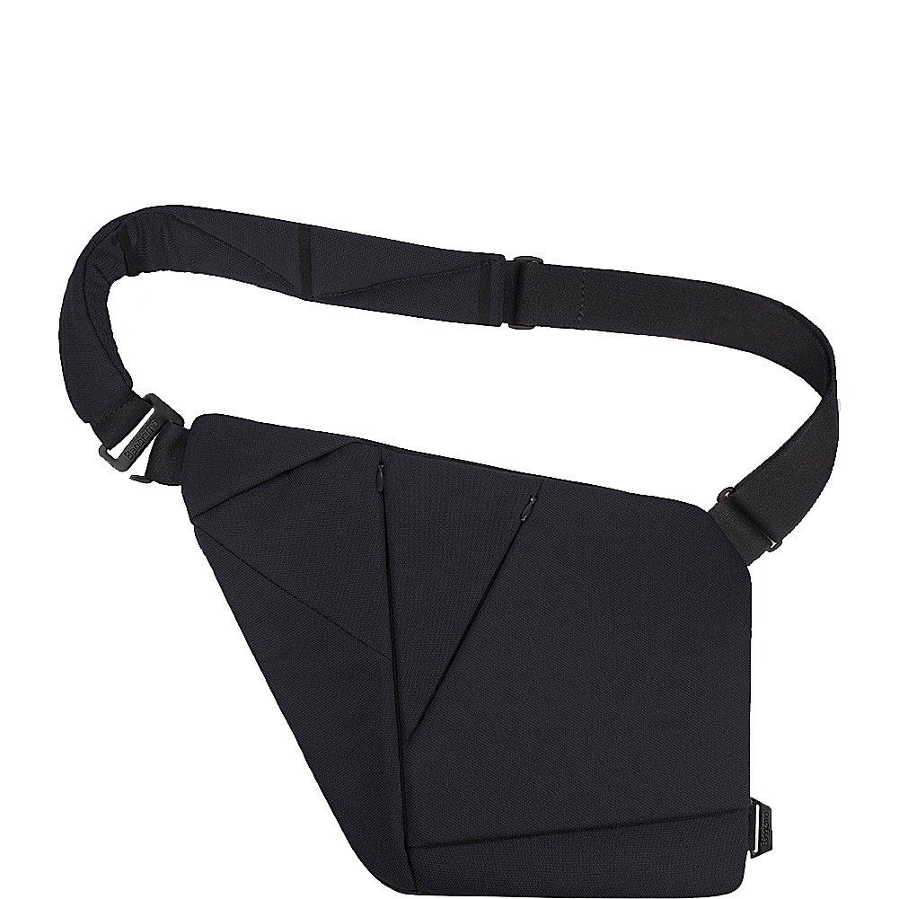 Baggizmo Textile Bag, Jet Black by Baggizmo