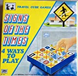 SIGNS OF THE TIMES-Travel Cube Games- Vintage 1991