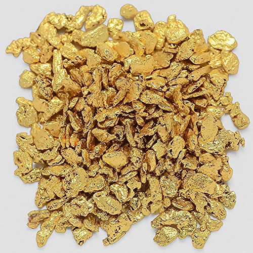 10 Gram Alaska Natural Gold Nuggets (Porcupine Creek Alaska as seen on TV)