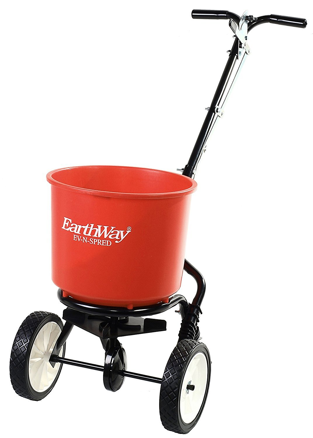 Earthway 40 lb. Estate Broadcast Spreader, Garden Seeder, Salt Spreader BC198226