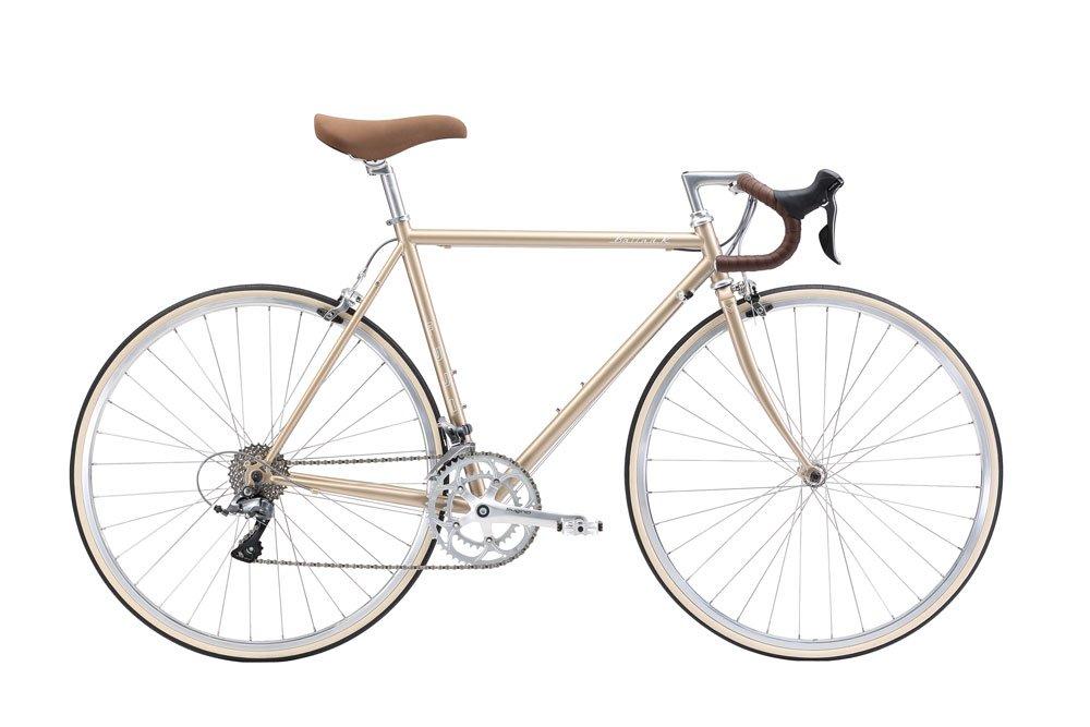 FUJI(フジ) BALLAD R 58cm 2x8speed CHAMPAGNE GOLD ロードバイク 2018年モデル 18BLDRGD CHAMPAGNE GOLD 58cm B075SZBN7H