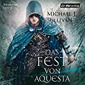 Das Fest von Aquesta (Riyria 5) Audiobook by Michael J. Sullivan Narrated by David Nathan