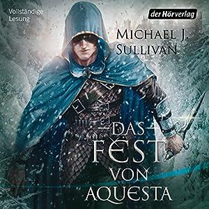Das Fest von Aquesta (Riyria 5) Hörbuch