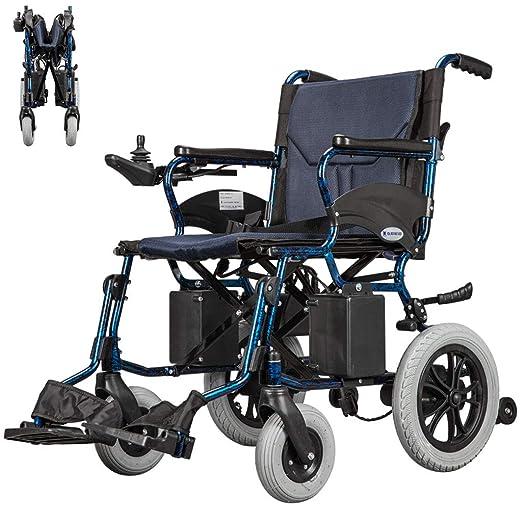 Amazon.com: DONGBALA Wheelchair, Electric Wheel Chair ...