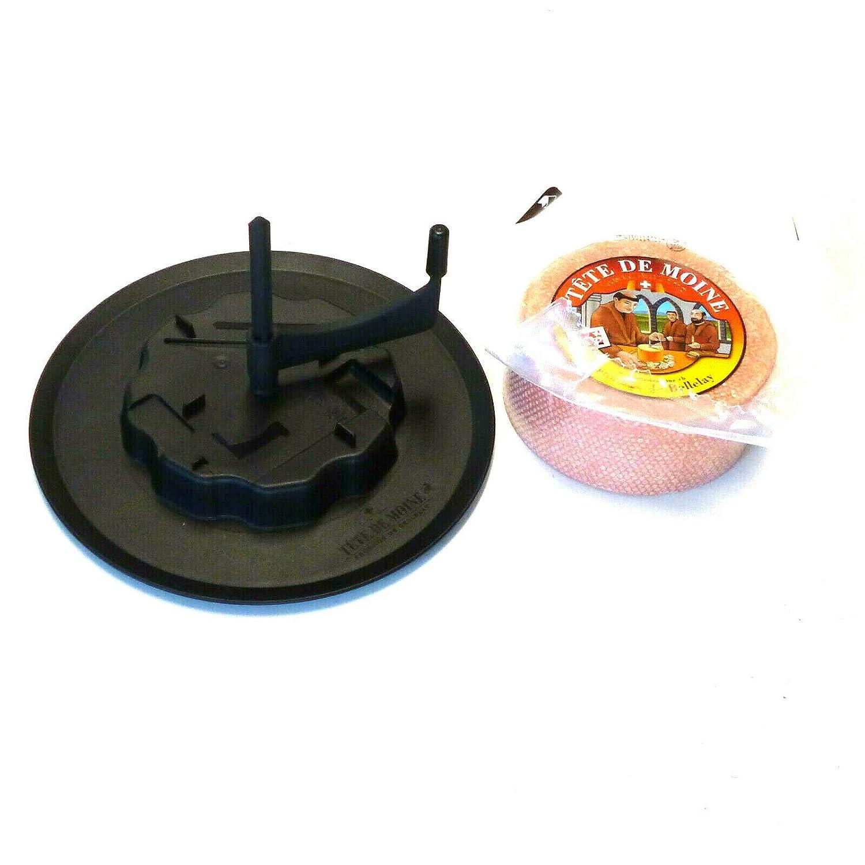 Compra Tete de Moine AOP queso 420g y Pirueta rascador queso Máquina de cortar en Amazon.es